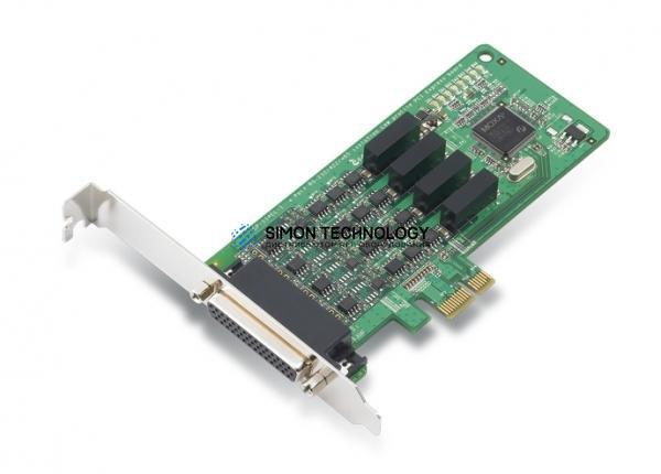 Контроллер MOXA Moxa 4 Port Rs-232/422/485 PCIe (CP-114EL-I)