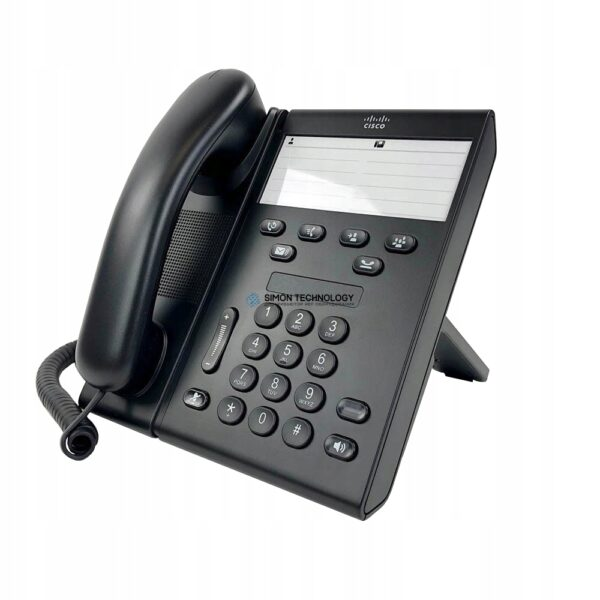 Cisco Cisco RF UC Phone 6911.Charcoal.Standard handset (CP-6911-C-K9-RF)