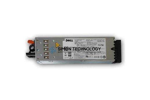 Блок питания Dell PE R610 717W 80+ Gold PSU (D717P-S0)