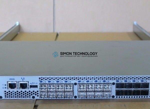 EMC BROCADE EMC/Brocade 8GB SAN Switch, 24 active ports (DS-300B-24)