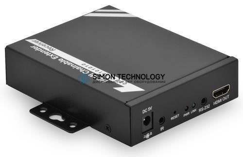Digitus HDMI Extender. Receiver Unit CAT. 5e/6. up to 100m (DS-55201)