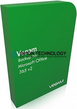 Veeam Backup for Microsoft Office 365 - Lizenz mi (E-VBO365-0U-SU4YP-00)