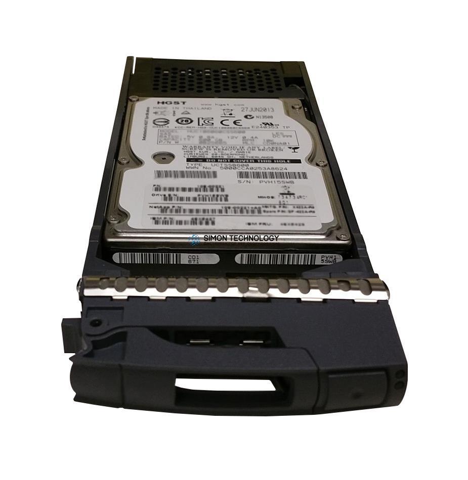 NetApp Disk 900GB 10K SAS DE6600 (E-X4025A-R6)