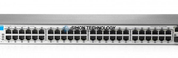 Коммутаторы HP 48 10/100+2 1000+2 SFP SWITCH (E2620-48)