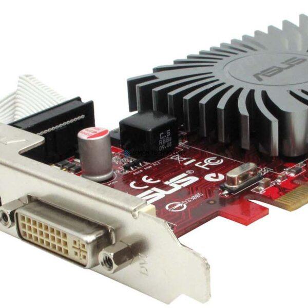 Видеокарта Asus ASUS SILENT/DI/1GD3(LP) RADION HD 6450 GRAPHIC CARD (EAH6450)