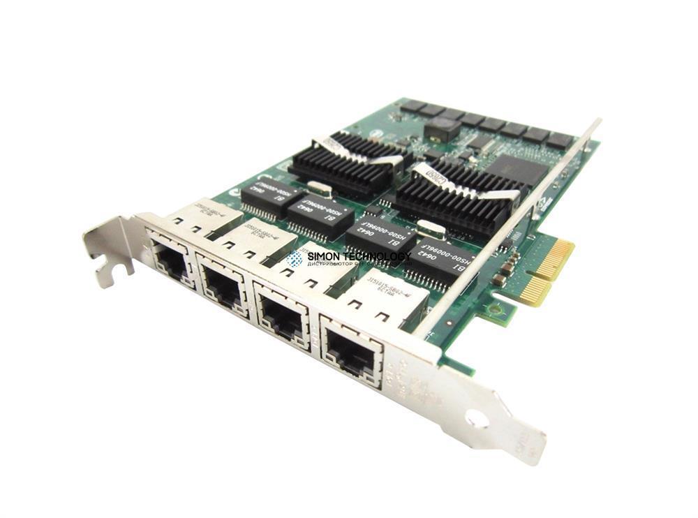 Сетевая карта Intel PRO 1000 PT QUAD PORT SERVER ADAPTER (EXP19404PTL)