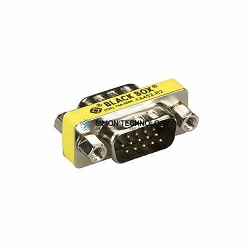 Black Box HD15 Gender Changer - HD15 M/M (FA452-R2)