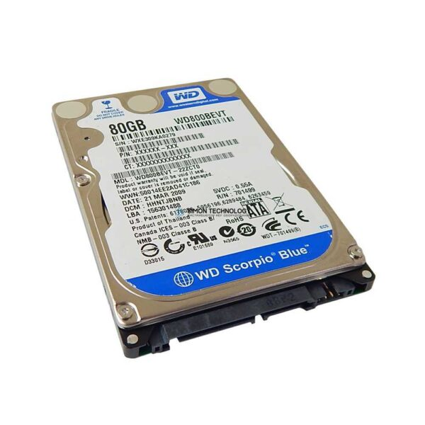 Canon Canon HDD WD800 (FK2-2416-000)