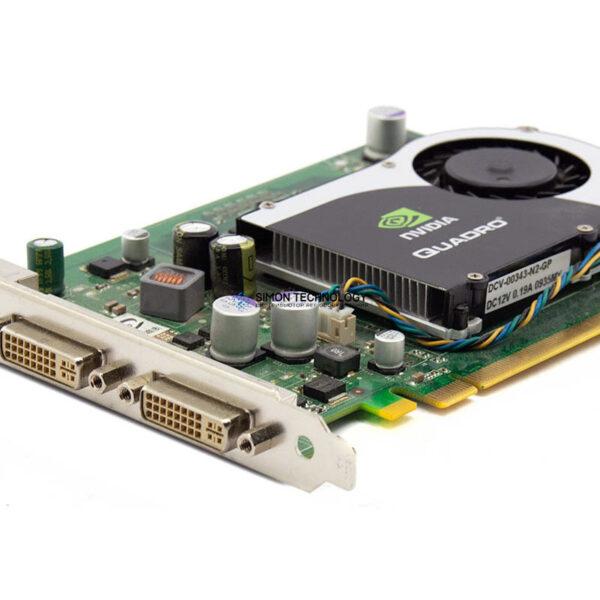 Видеокарта Dell DELL QUADRO NVIDIA 512MB PCI-E (FX1700)
