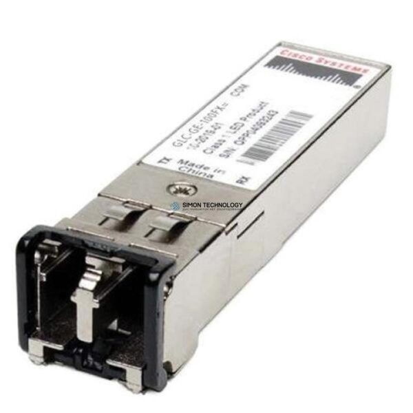 Трансивер SFP Cisco 100FX SFP on GE SFP ports for DSBU switches (GLC-GE-100FX=)