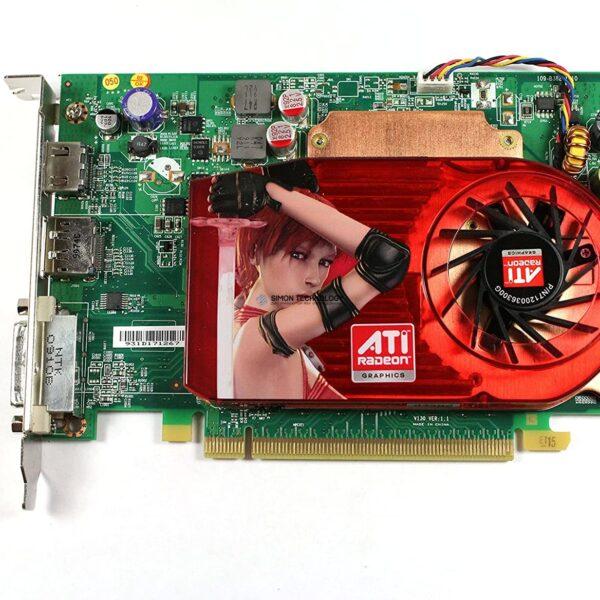 Видеокарта Dell DELL RADEON 256MB PCI-E X16 DVI HDMI VIDEO CARD (HD3650)