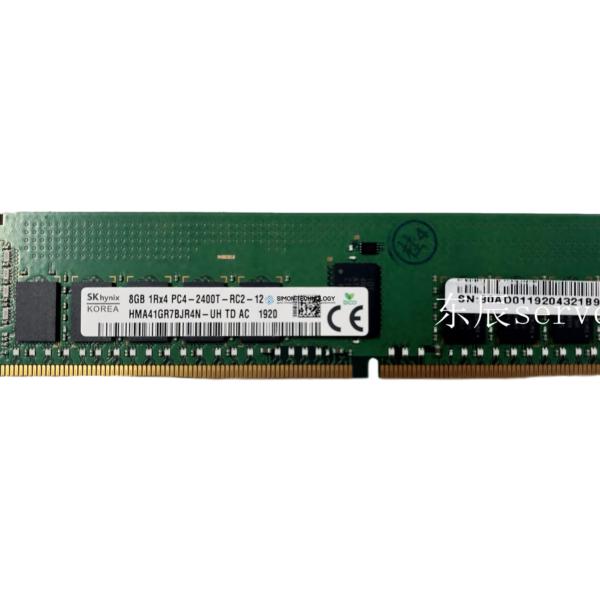 Оперативная память Hynix HYNIX 8GB DDR4 2400MHz 1Rx4 1.2V RDIMM (HMA41GR7BJR4N-UH)