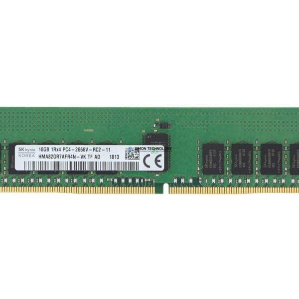 Оперативная память Hynix ORTIAL 16GB (1*16GB) 1RX4 PC4-21300V-R DDR4-2666MHZ RDIMM (HMA82GR7AFR4N-VK-OT)