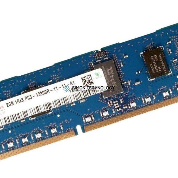 Оперативная память Hynix HYNIX 2GB (1*2GB) 1RX8 PC3-12800R DDR3-1600MHZ RDIMM (HMT325R7CFR8C-PB)