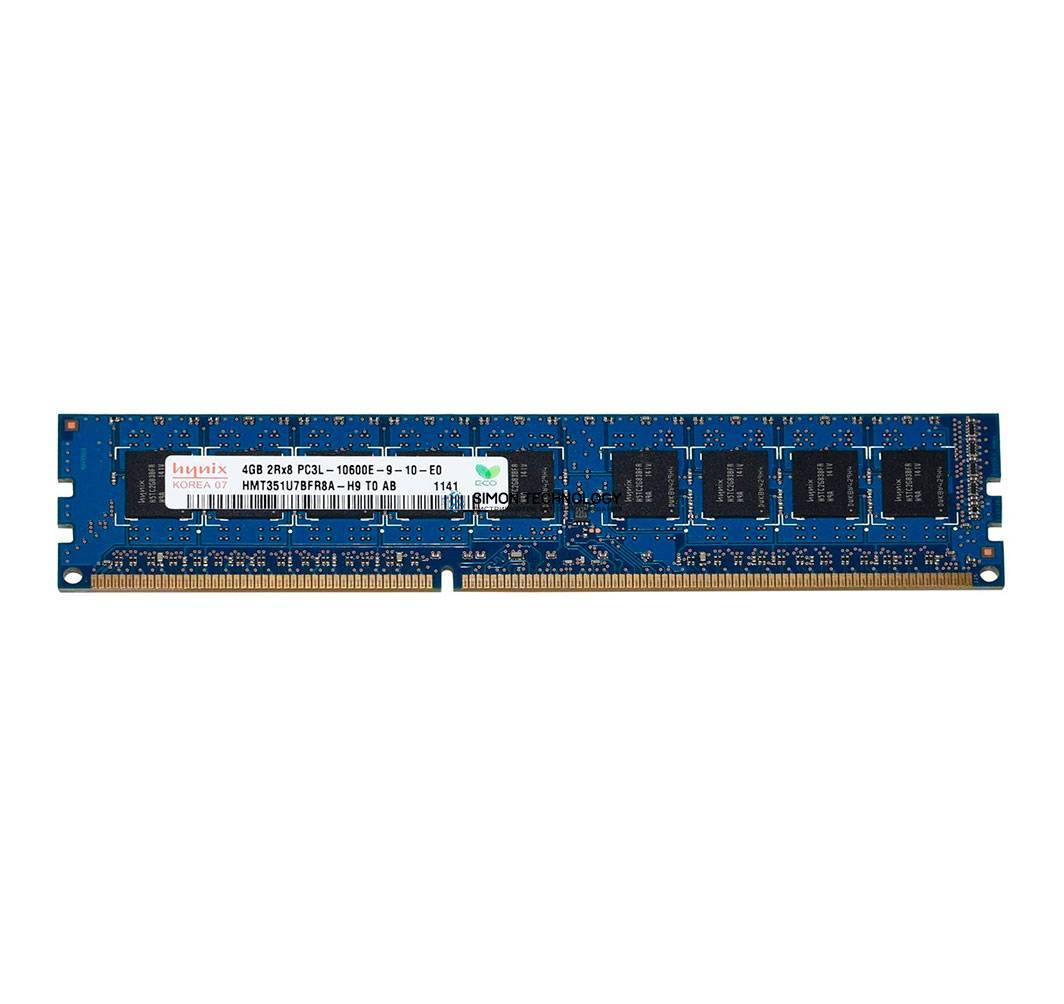 Оперативная память Hynix Hynix Memory 4GB (1X4GB) 1333MHz PC3-10600 2RX8 (HMT351U7CFR8A-H9)