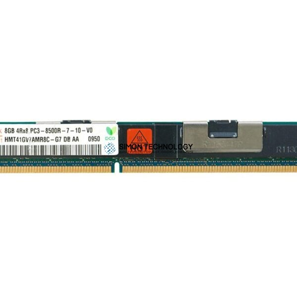 Оперативная память Hynix HYNIX 8GB (1*8GB) 4RX8 PC3-8500R DDR3-1066MHZ ECC REG VLP MEMORY (HMT41GV7BMR8C-G7)