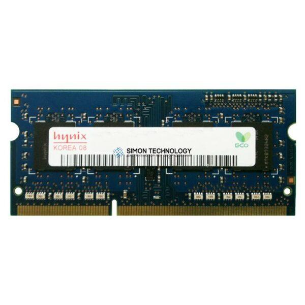 Оперативная память Hynix HYNIX 4GB (1*4GB) 1RX8 PC3-12800S DDR3-1600MHZ SODIMM (HMT451S6BFR8C-PB)