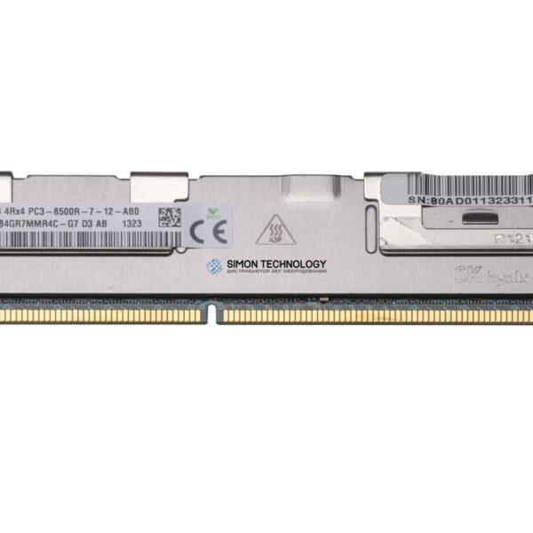 Оперативная память Hynix HYNIX 32GB (1*32GB) PC3-8500R 4RX4 1.5V MEMORY MODULE (HMT84GR7MMR4C-G7)