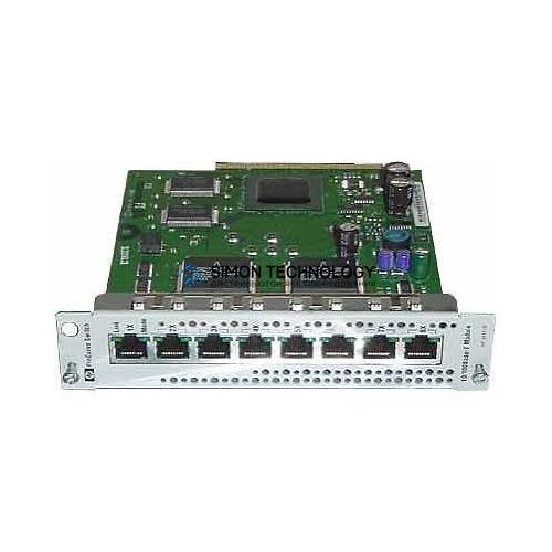 Модуль HP HPE 100Base-TX (J4111-69001)
