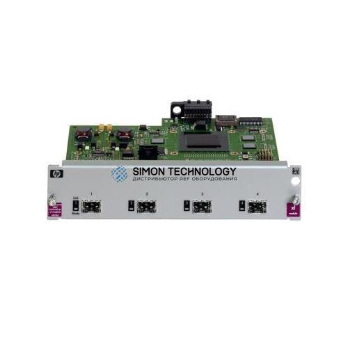 Модуль HP HPE X1 MINI-GBIC MODULE (J4878-69301)