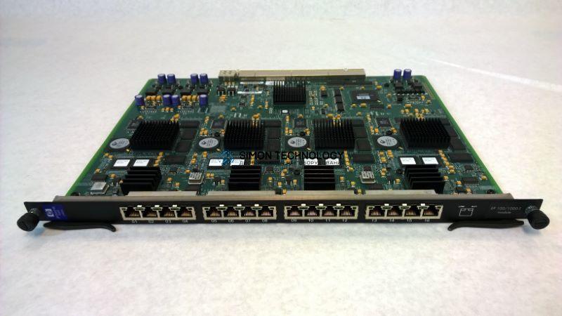 Модуль HP HPE 9300 JETCORE 16P 1000-T MOD (J4895-69101)