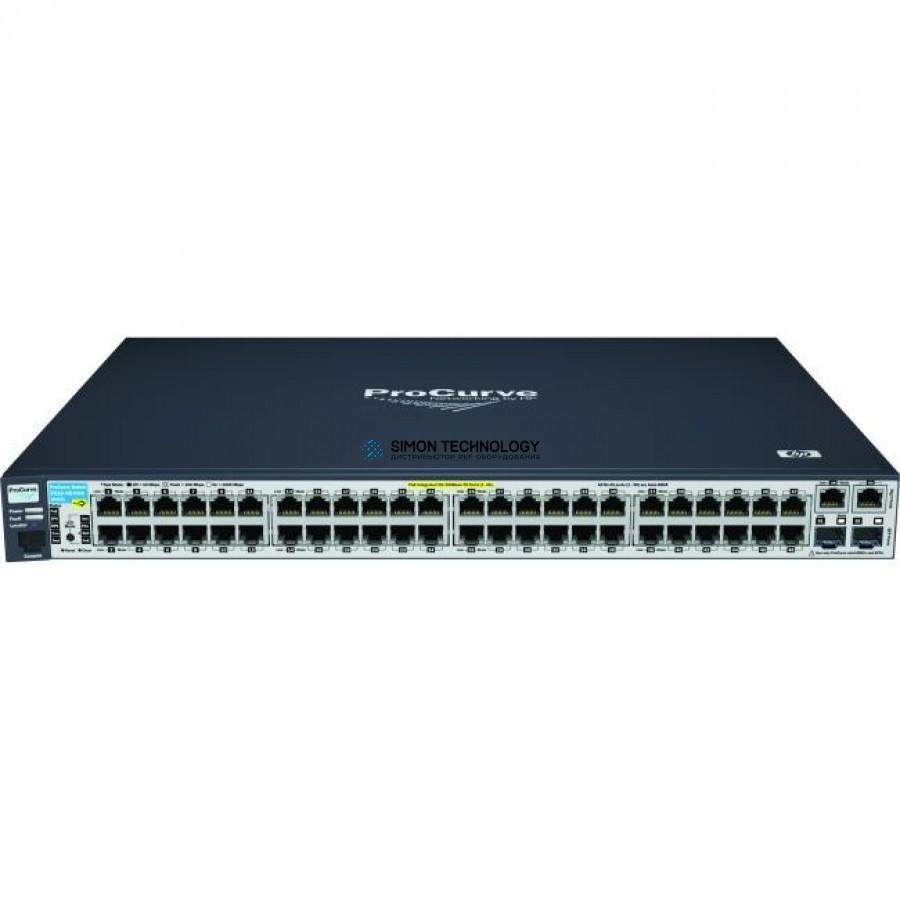 Коммутаторы HP HPE Procurve 2610-48-PoE Switch (J9089-69001)