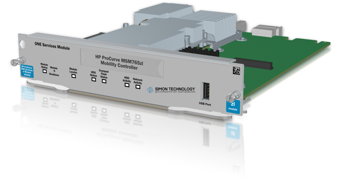 Модуль HP HPE Sw zl Svs Mod no HDD (J9154-69001)