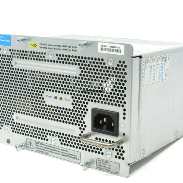 Блок питания HPE 1500W PoE+ zl Power Supply (J9306-61111)