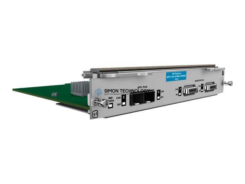 Модуль HP HPE 10GbE 2-port SFP+/2-port CX4 yl Mod (J9312-61101)