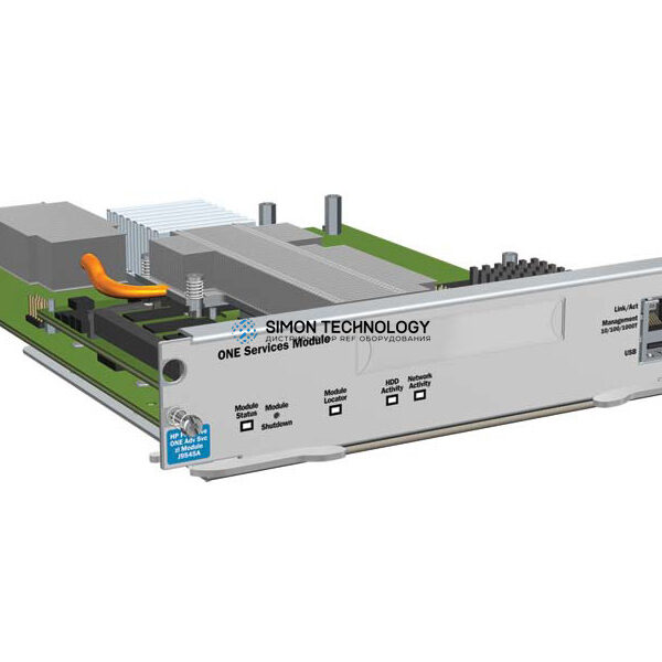 Модуль HP HP ALLIANC EONE ADV SVC ZL MODULE (J9483A)