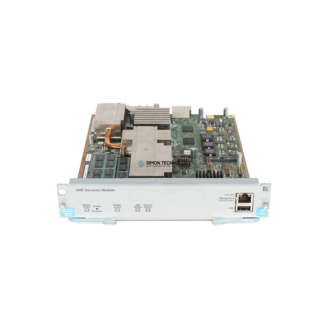 Модуль HP HPE ONE Advanced Services zl Module (J9545-61001)