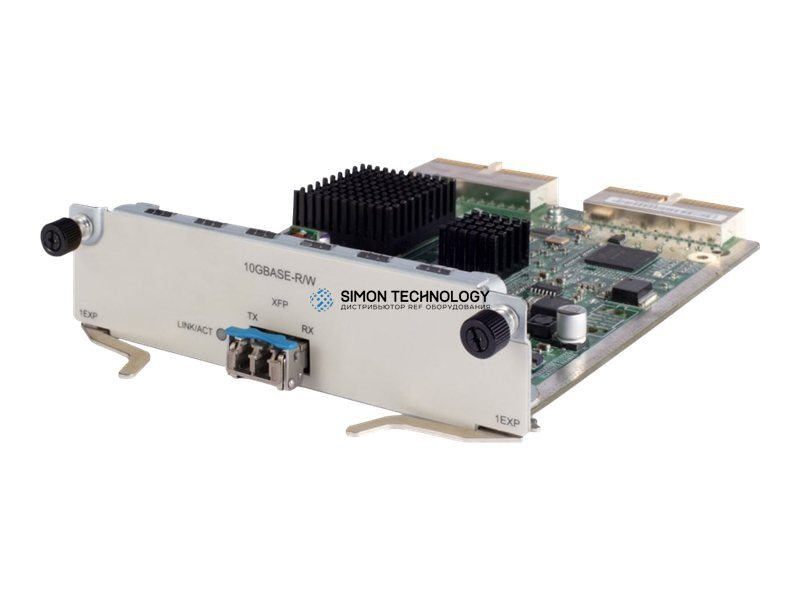 HP HP 1 PORT 10 GBE XFP HIM A6600 MODULE (JC168A)