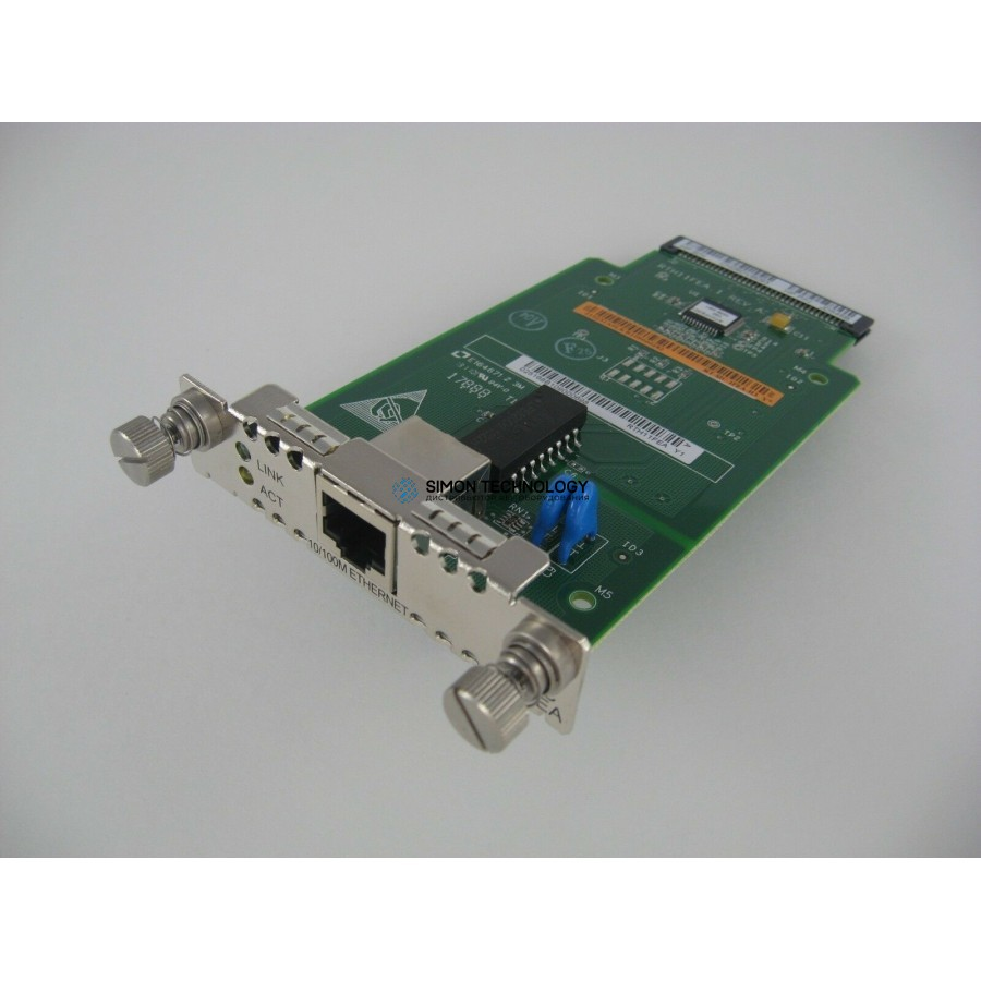 Модуль HP HPE MSR 1-port 10/100 SIC Module (JD545-61201)