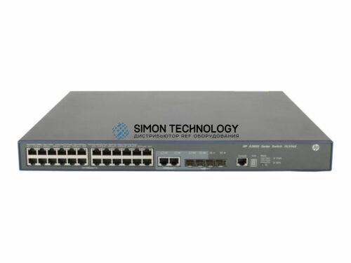 Коммутаторы HP 3600 24 POE+ V2 SI SWITCH (JG306-61301)