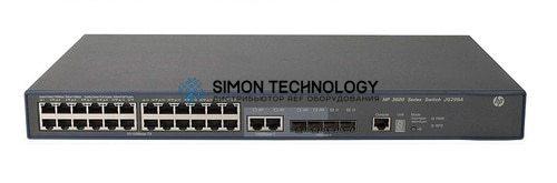 Коммутаторы HP HP - - 3600-24-PoE+ v2 SI Switch - Switch - L3 (JG306C)