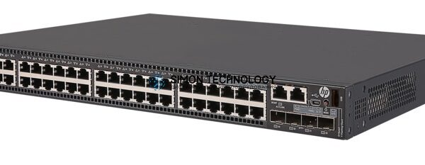 HPE 5510-48G-4SFP HI Switch with 1 Interface Slot - Switch - verwalte (JH146A)