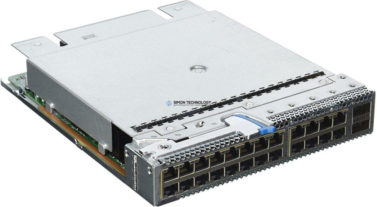 Модуль HP HPE SU 5930 24p CP and 2p QSFP+ Mod (JH184-61001)