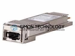 Трансивер SFP HPE HPE X142 40G QSFP+ MPO eSR4 300M Transceiver (JH233A)