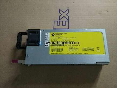 Блок питания HPE Aruba ClearPass-Airwave DL360 Spare PSU (JX922-61001)