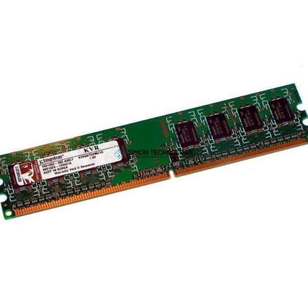 Оперативная память Kingston KINGSTON 1GB (1*1GB) PC2-5300 ECC DESKTOP MEMORY (KVR66702N5/1GB)