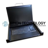 Black Box Black Box ServView Full HD KVM Tray. LCD. PS/2 (KVT1920E-SC-R2)