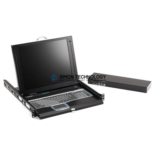 "Black Box Black Box ServTray 17"" (1)VGA USB/PS/2 Port (KVT417A-1UV-R3.1)"