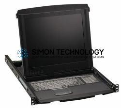 Black Box Black Box 17IN 1U LCD Tray (8) VGA.PS2 Ports (KVT517A-8PV)