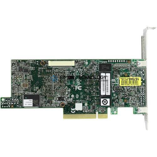LSI LSI MR SAS 9271-4i 4-CH 1GB SAS 6G PCI-e - (L3-25413-07)