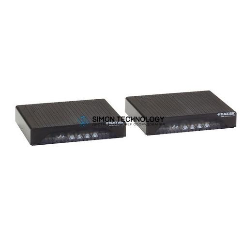 Black Box Ethernet Extender Kit G.SHDSL 2-WIRE (LB512A-KIT-R2)