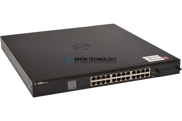 Dell Dell Switch Networking 24x 10Gbit w/o Stacking Module - (M0P6C)