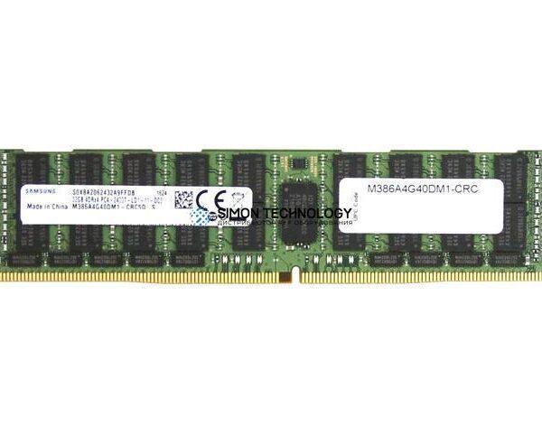 Оперативная память Samsung SAMSUNG 32GB (1X32GB) 4DRX4 PC4-19200T DDR4 LRDIMM MEMORY (M386A4G40DM1-CRC)