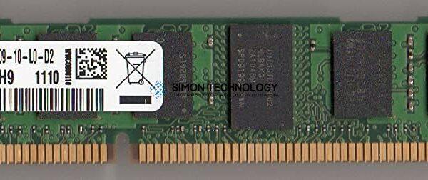 Оперативная память Samsung SAMSUNG 4GB (1*4GB) 2RX8 PC3L-10600R DDR3-1333MHZ VLP MEM KIT (M392B5273CH0-YH9)
