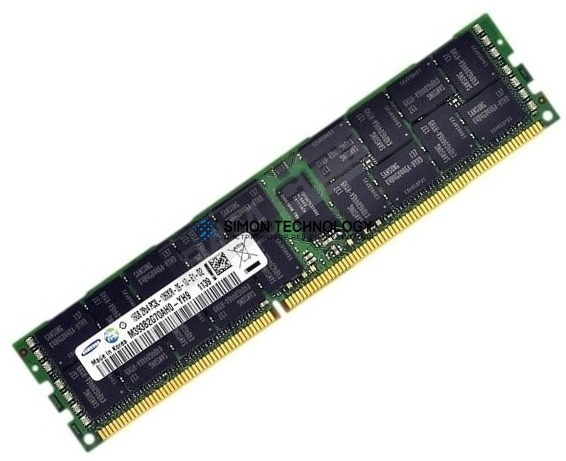 Оперативная память Samsung SAMSUNG 16GB (1X16GB) 2RX4 PC3L-10600R MEMORY KIT (M393B2G70AH0-YH9)