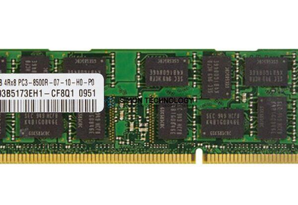 Оперативная память Samsung SAMSUNG 4GB (1*4GB) 4RX8 PC3-8500R-7 DDR3-1066MHZ 1.5V MEM MOD (M393B5173EH1-CF8)